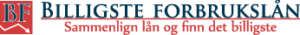 Billigste-forbrukslån.com Logo